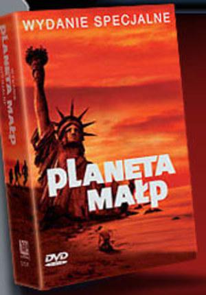Planeta Małp (pakiet 5 filmów + film dokumentalny)