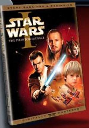 Gwiezdne wojny - część I: Mroczne widmo