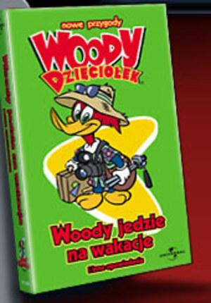 Dzięciołek Woody. Nowe przygody. Dzięciołek Woody jedzie na wakacje