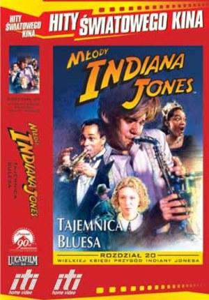 Młody Indiana Jones: Tajemnica Bluesa