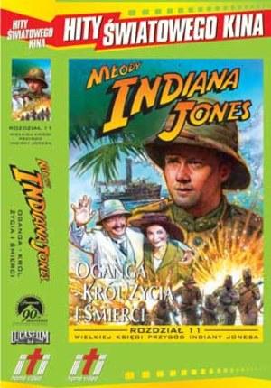 Młody Indiana Jones: Oganga – Król życia i śmierci