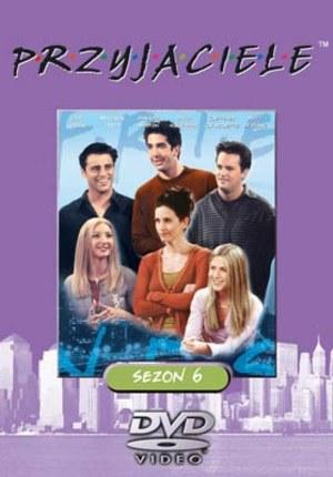Przyjaciele Sezon 6: Pakiet 3 Płyt