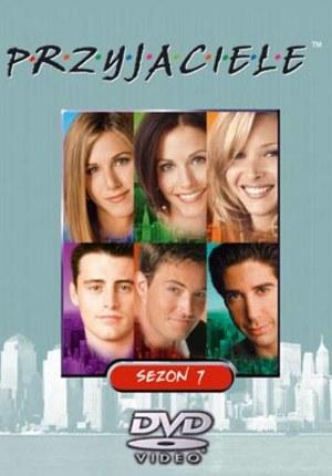 Przyjaciele Sezon 7: Pakiet 3 Płyt