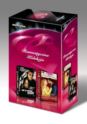 Romantyczna Kolekcja 3: Co z oczu, to z serca / Zakochany Szekspir
