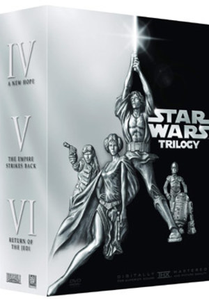 Gwiezdne wojny Trylogia