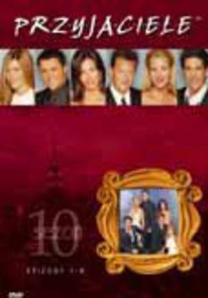 Przyjaciele: Sezon 10: płyta 1