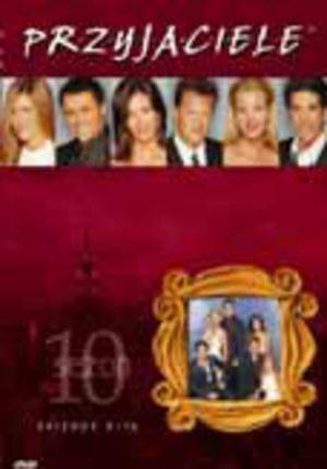Przyjaciele: Sezon 10: płyta 3