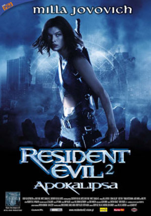 Resident Evil 2 - Apokalipsa