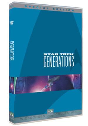 Star Trek 7: Pokolenia. Edycja specjalna