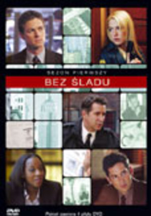 Bez śladu: sezon 1 - pakiet 4 płyt DVD