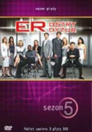 Ostry dyżur sezon 5 - Pakiet 3 płyty DVD