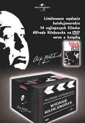 Kolekcja Alfreda Hitchcocka (14 tytułów) - wersja kolekcjonerska