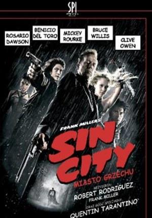 Sin City - Wersja Reżyserska