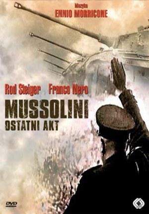 Mussolini: Ostatni akt