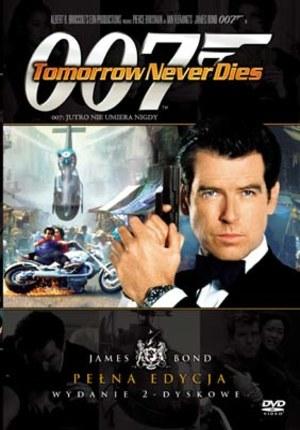 James Bond ekskluzywna edycja: Jutro nie umiera nigdy - wydanie 2-dyskowe