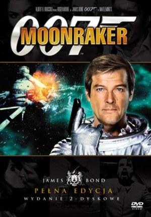 James Bond ekskluzywna edycja: Moonraker - wydanie 2-dyskowe
