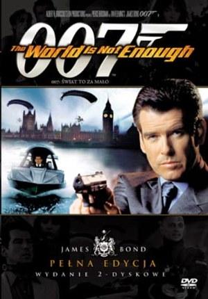 James Bond ekskluzywna edycja: Świat to za mało - wydanie 2-dyskowe