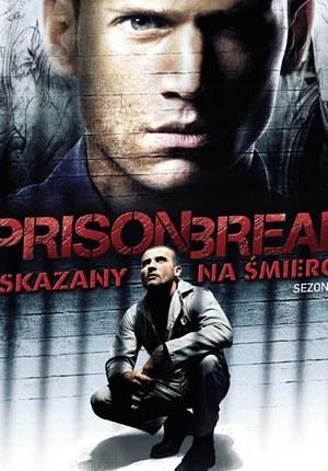 Prison Break- Skazany na śmierć SEZON 1 BOX