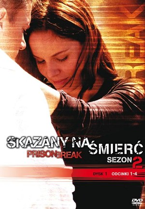Prison Break - Skazany na śmierć SEZON 2 dysk 1