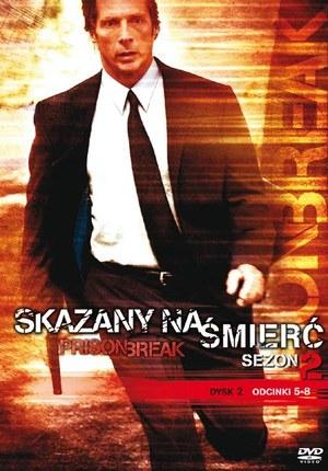 Prison Break - Skazany na śmierć SEZON 2 dysk 2