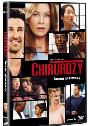 Grey's Anatomy - Chirurdzy, sezon 1