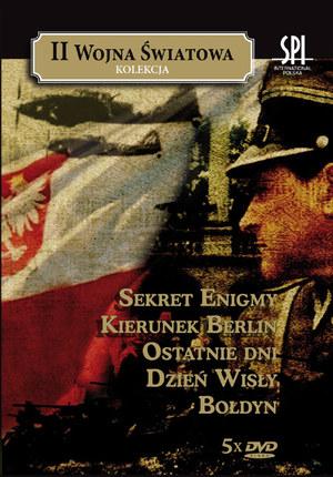 II wojna światowa - Pakiet 5 filmów