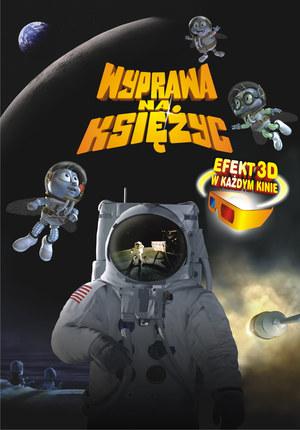 Wyprawa na księżyc 3D