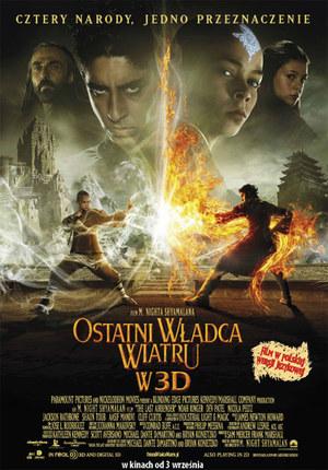 Ostatni Władca Wiatru (3D)