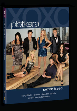 Plotkara, Sezon 3 (5 DVD)