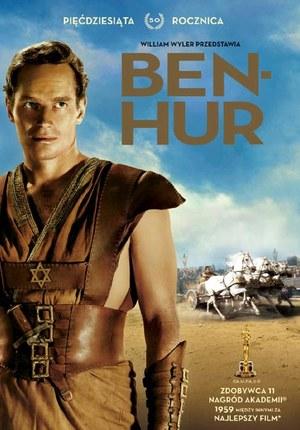 Ben Hur - Wydanie jubileuszowe 50.rocznica