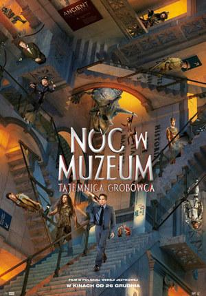 Noc w muzeum: Tajemnica grobowca