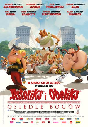 Asteriks i Obeliks: Osiedle Bogów