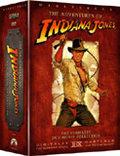 Debiut Indiany Jonesa na DVD
