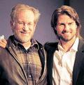 Spielberg i Cruise: Marsjanie atakują