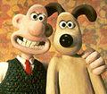 Wallace i Gromit uratowani z pożaru