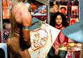 Pricasso: Artysta malujący penisem