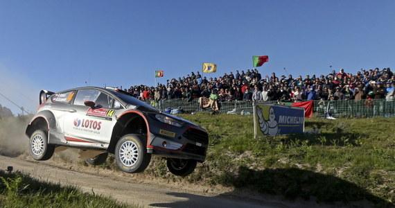 Fin Jari-Matti Latvala (VW Polo WRC) wygrał Rajd Portugalii, piątą rundę mistrzostw świata. Robert Kubica (Ford Fiesta WRC) uplasował się na dziewiątej pozycji ze stratą 4.39,1.