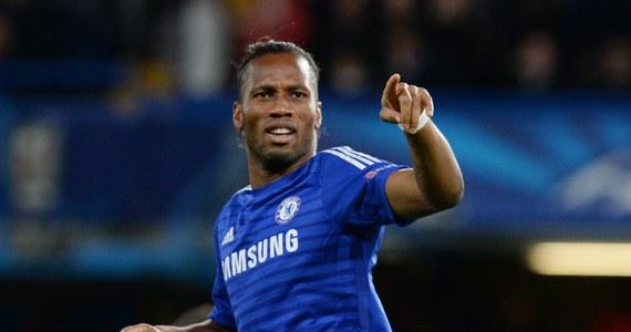 Piłkarz Wybrzeża Kości Słoniowej Didier Drogba po zakończeniu sezonu odejdzie z Chelsea Londyn. W 253 meczach 37-letni napastnik zdobył dla The Blues 104 gole.