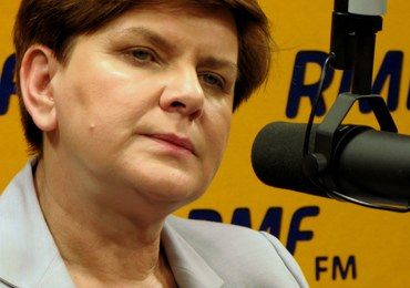 Beata Szydło: Nie dochodzi do mnie ten sukces. Jak startowaliśmy, to nikt nam nie dawał szans