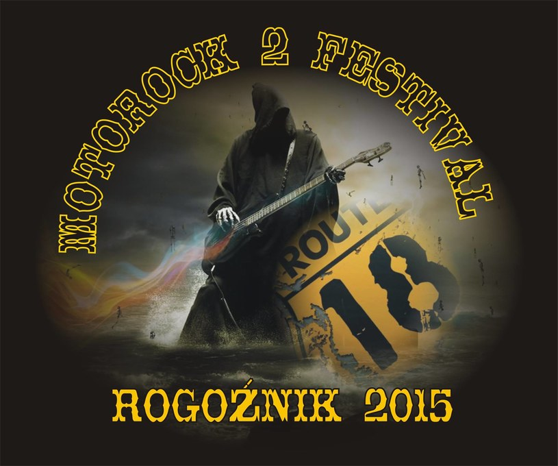 W dniach 29-30 maja w amfiteatrze nad zalewem Rogoźnik odbędzie się druga edycja Moto Rock Festival.