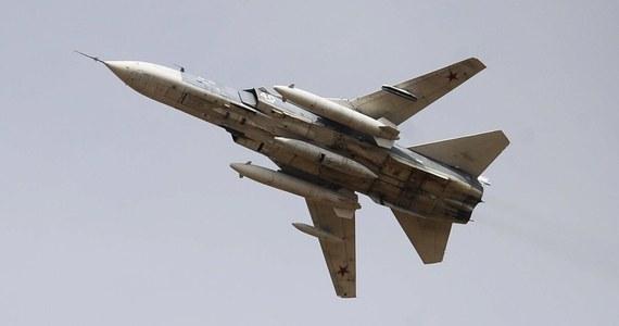 """Rosyjski bombowiec Su-24 został poderwany do akcji, aby zapobiec naruszeniu granicy Rosji w związku z """"agresywnymi"""" działaniami amerykańskiego niszczyciela USS Ross na Morzu Czarnym - podała w agencja Reutera, cytując rosyjską agencję prasową RIA. Anonimowe źródło w rosyjskich siłach zbrojnych na Krymie poinformowało, że niszczyciel poruszał się wzdłuż granicy wód terytorialnych Rosji."""