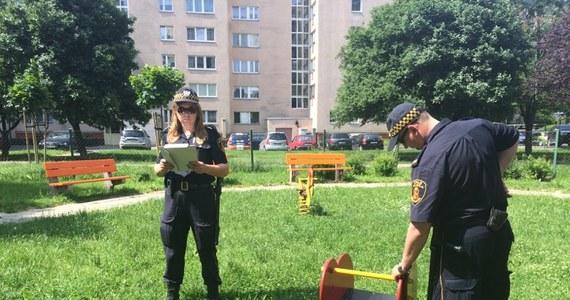 Blisko tysiąc placów zabaw skontrolują w tym roku warszawscy strażnicy miejscy. Strażnicy sprawdzają stan czystości placów zabaw, stan techniczny urządzeń oraz zabezpieczeń.