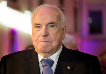 Helmut Kohl na OIOM-ie po operacji jelit