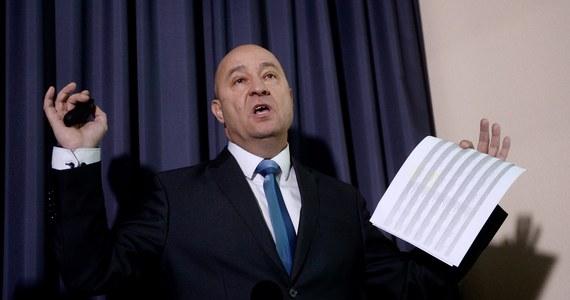 Komisja Dyscyplinarna Polskiego Związku Piłki Nożnej ukarała Kazimierza Grenia za marcowy incydent w Dublinie. Prezes Podkarpackiego Związku Piłki Nożnej został zdyskwalifikowany na 10 lat. Ta decyzja nie jest prawomocna.