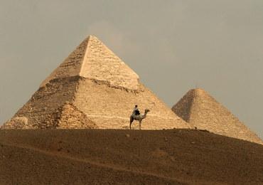 Zamach koło piramid. Zginęły 2 osoby