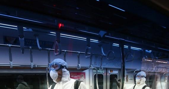 Wzrasta liczba ofiar wirusowego schorzenia dróg oddechowych MERS w Korei Południowej. Do tej pory zmarło już 9 osób, a wciąż odnotowywane są kolejne zachorowania.