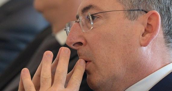 Bartłomiej Sienkiewicz rezygnuje z szefowania Instytutowi Obywatelskiemu i wycofuje się z życia publicznego.