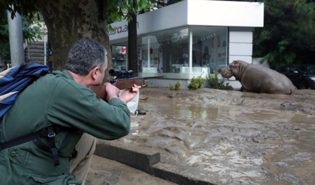 BESO GULASHVILI/EPA