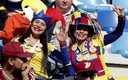 Piękne panie dopingują swoich ulubieńców podczas Copa America w Chile
