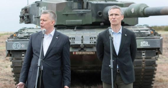 """Mocne słowa ministra obrony na zakończenie manewrów szpicy NATO w Żaganiu. """"Skończył się czas kilkudziesięciu lat pokoju po zakończeniu zimnej wojny"""" - oświadczył Tomasz Siemoniak."""